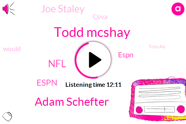 Todd Mcshay,Adam Schefter,NFL,Espn,ABC,Joe Staley,Cova,Tom Air,Boston,Massachusetts,Niners,Analyst,Andy Dalton,FLU,Mike Cambria,Medical Director,Fever,PA,Virginia