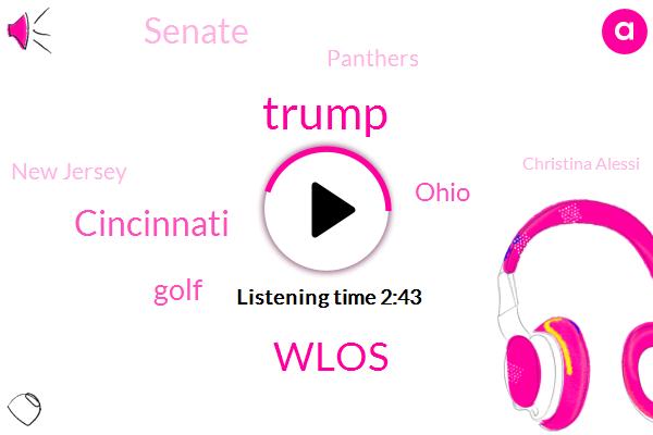 Donald Trump,Wlos,Cincinnati,Golf,Ohio,Senate,Panthers,New Jersey,Christina Alessi,Jack,Stephen Ross,Iowa,Tulsi Gabbard,President Trump,Bensenville,Attorney,Involuntary Manslaughter