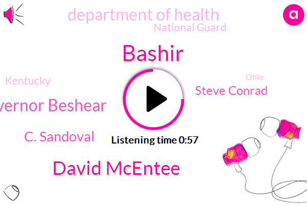 Ohio,Bashir,David Mcentee,Governor Beshear,Louisville,Department Of Health,Kentucky,National Guard,C. Sandoval,Steve Conrad