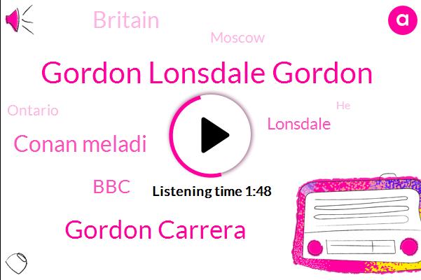 Gordon Lonsdale Gordon,Lonsdale,Gordon Carrera,Conan Meladi,Britain,Spies,London,BBC,Moscow,Ontario