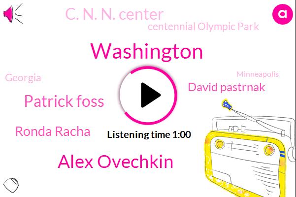 Football,Georgia,C. N. N. Center,Centennial Olympic Park,Minneapolis,Washington,Alex Ovechkin,Boston,Patrick Foss,Ronda Racha,David Pastrnak