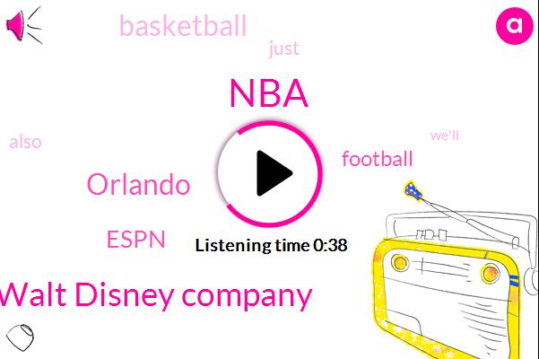 Football,NBA,Espn,Walt Disney Company,Orlando,Basketball