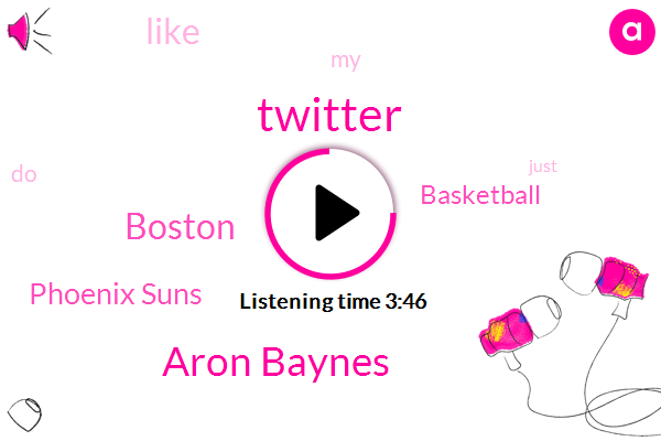 Twitter,Aron Baynes,Boston,Phoenix Suns,Basketball