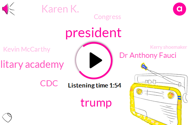 U. S. Military Academy,President Trump,Donald Trump,CDC,Dr Anthony Fauci,Karen K.,Congress,Kevin Mccarthy,Kerry Shoemaker,Tulsa,Oklahoma