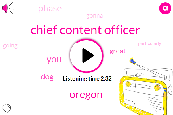 Chief Content Officer,Oregon