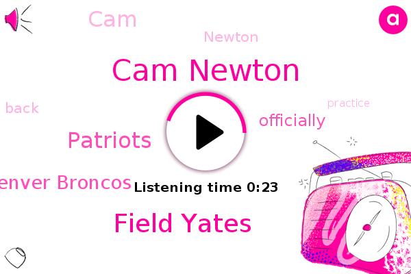 Cam Newton,Patriots,Denver Broncos,Field Yates