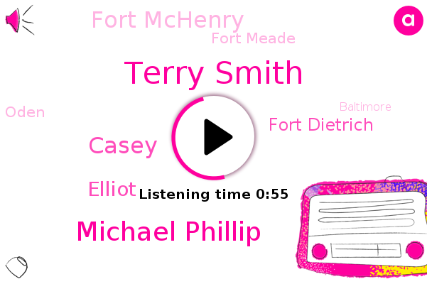 Fort Dietrich,Terry Smith,Michael Phillip,Fort Mchenry,The Weather Channel,Cold,Fort Meade,Oden,Baltimore,Frederick,Casey,Elliot