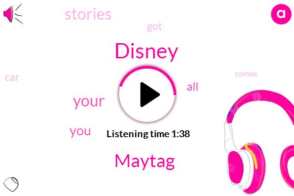 Disney,Maytag