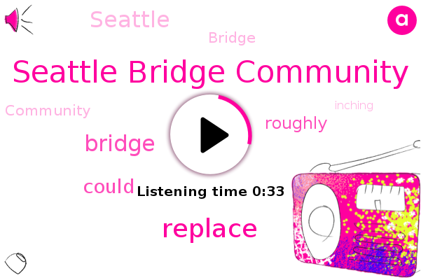 Listen: Repair or replace? 7 options to fix West Seattle Bridge presented Wednesday