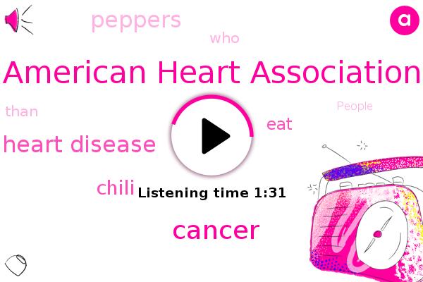 Cancer,American Heart Association,Heart Disease