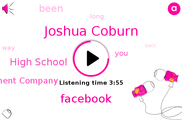 Joshua Coburn,Facebook,High School,Supplement Company
