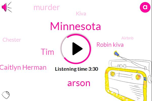 Minnesota,Arson,TIM,Caitlyn Herman,Robin Kiva,Murder,ROB,Kiva,Chester,Airbnb,Akiva,Thirty Six Hours