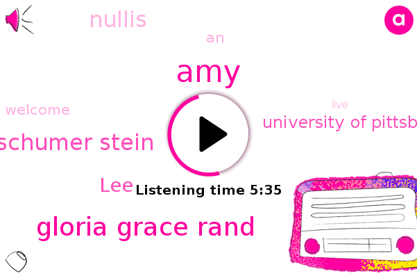Nullis,Gloria Grace Rand,Amy Schumer Stein,University Of Pittsburgh Medical Center,AMY,LEE