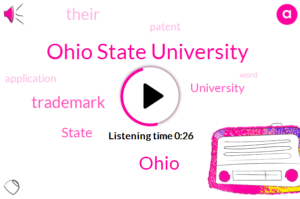 """Listen: Ohio State can't trademark the word """"the,"""" patent office says"""