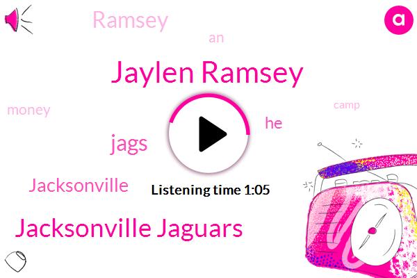 Jaylen Ramsey,Jacksonville Jaguars,Jags,Jacksonville,Thirteen Million Dollars