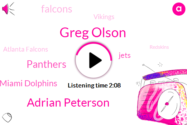 Miami Dolphins,Panthers,Jets,Miami,Falcons,Vikings,Atlanta Falcons,Redskins,Greg Olson,Atlanta,Adrian Peterson,Washington