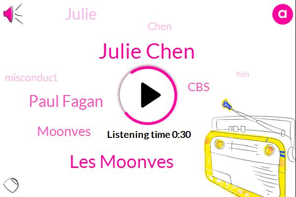 Julie Chen,Bing,Les Moonves,Rachel Sutherland,Paul Fagan,Executive Producer,CBS,CEO,China,New York,Manafort,Fox News,Washington,Sixty Minutes