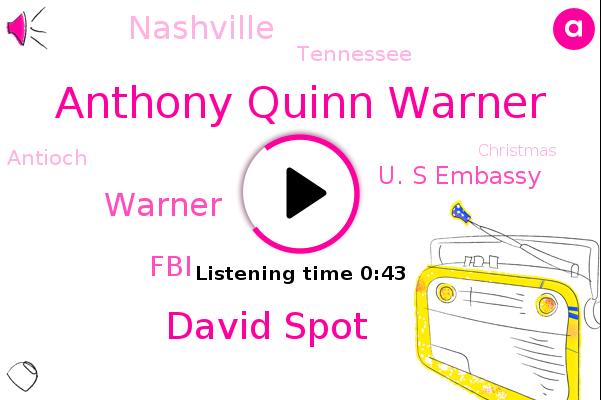 Listen: Antioch, TN Neighbors Recognize RV Used in Nashville Explosion