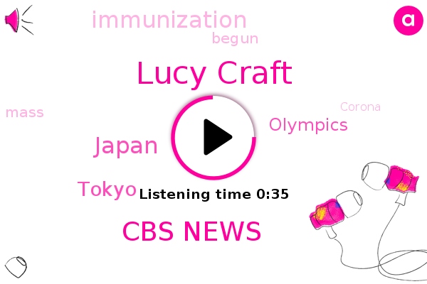 Listen: Japan starts COVID-19 vaccination campaign with eye on Summer Olympics