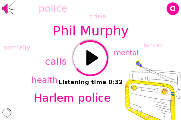 Harlem Police,Phil Murphy