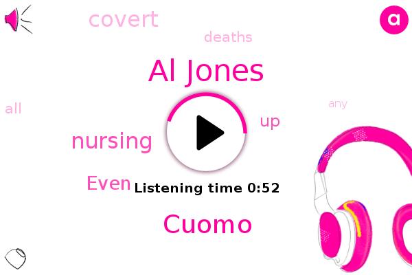 Listen: Gov. Cuomo responds to nursing home cover-up claims