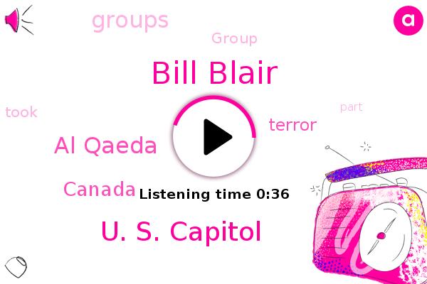 Bill Blair,U. S. Capitol,Canada,Al Qaeda