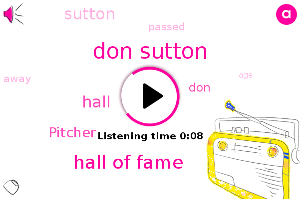 Don Sutton,Hall Of Fame