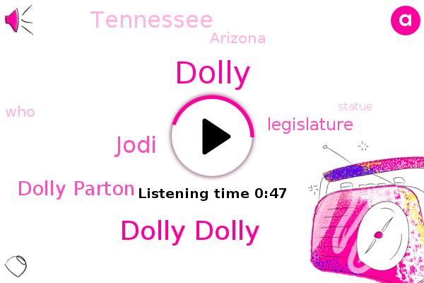 Listen: Dolly Parton rejects proposed statue of her at Tennessee Capitol