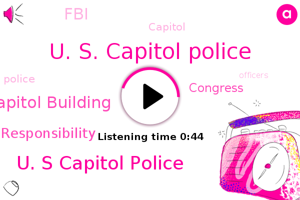 Listen: 6 Capitol police officers suspended, 35 under investigation after Capitol riot in Washington DC