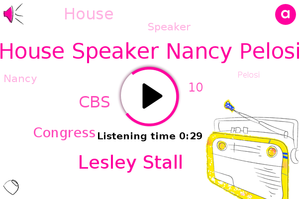 Listen: Nancy Pelosi discusses impeachment in 60 Minutes interview