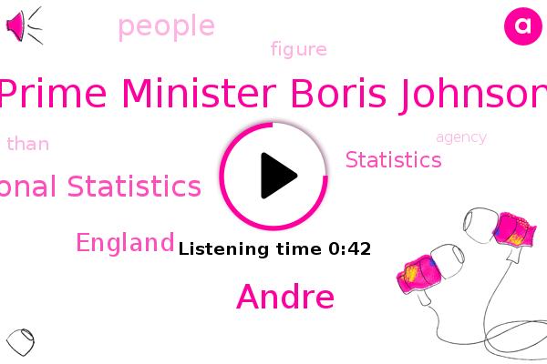 Prime Minister Boris Johnson,England,Office Of National Statistics,Andre