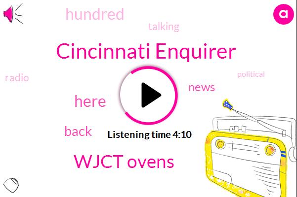 Cincinnati Enquirer,Wjct Ovens