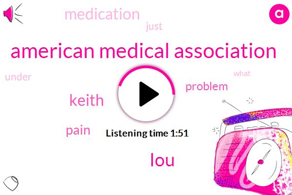 American Medical Association,LOU,Keith