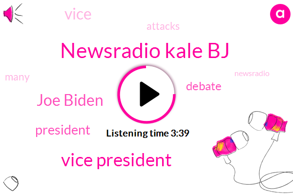 Newsradio Kale Bj,Vice President,Joe Biden