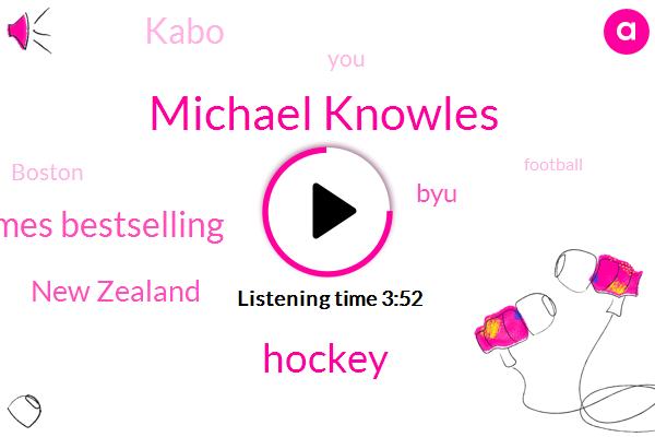 Michael Knowles,Hockey,New York Times Bestselling,New Zealand,BYU,Kabo,Boston,Football,Boston University,Seventy Five Percent,Eighty Five Percent,Fifteen Percent