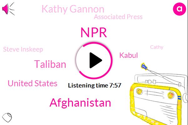 Afghanistan,Taliban,United States,NPR,Kabul,Kathy Gannon,Associated Press,Steve Inskeep,Cathy,Rachel,Islamabad,Jose Rodriguez,Martin,Pakistan,Involuntary Manslaughter,Nogales,Afghan Central Government