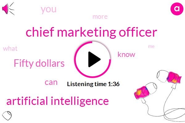 JIM,Chief Marketing Officer,Artificial Intelligence,Fifty Dollars