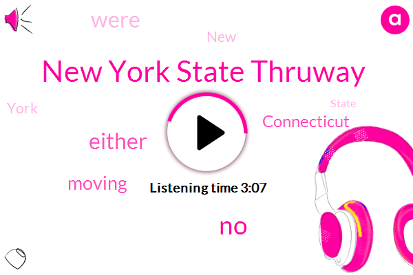 New York State Thruway