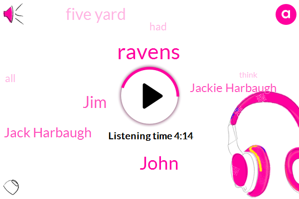 Ravens,John,JIM,Jack Harbaugh,Jackie Harbaugh,Five Yard