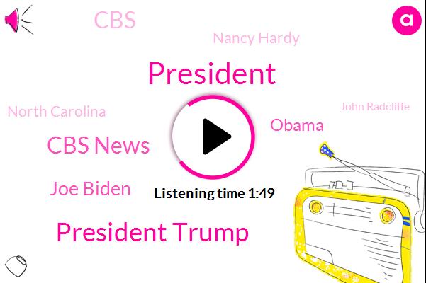 President Trump,Cbs News,Joe Biden,CBS,Barack Obama,Nancy Hardy,North Carolina,John Radcliffe,Russia,FBI,Delaware,The Market Watch,Director Of National Intelligence,Iran,Peter King,Florida,Orlando,Pennsylvania