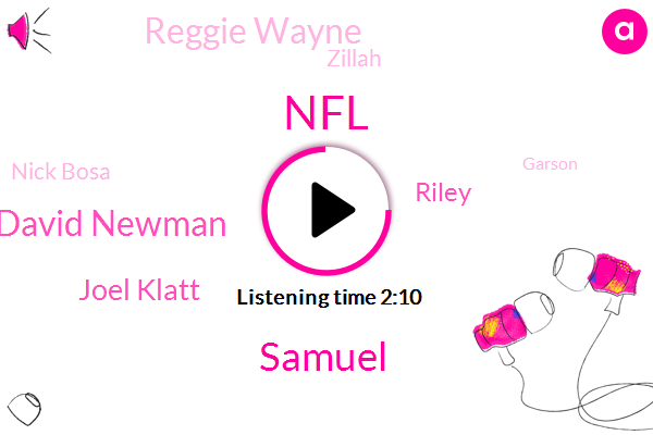 Niners,Samuel,David Newman,NFL,Joel Klatt,Riley,Reggie Wayne,Zillah,Nick Bosa,Garson,Isabela,South Carolina,Ridley,Shanahan,Seventy Six Percent,Twenty Minutes