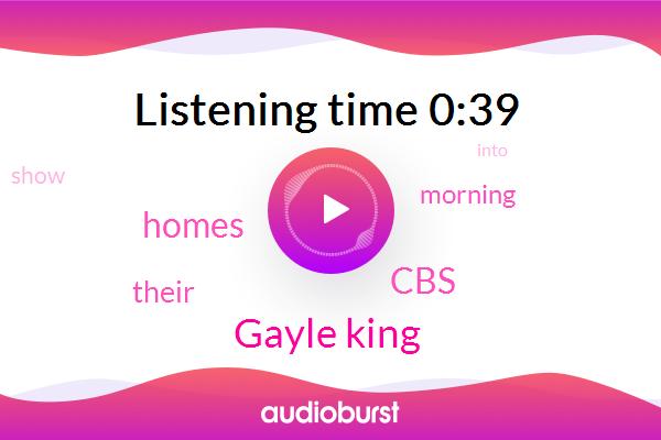 CBS,Gayle King