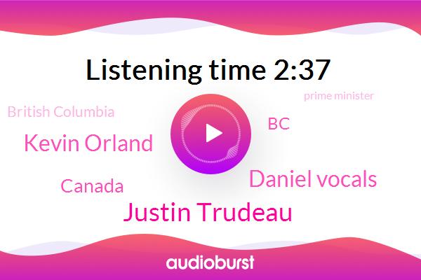 Canada,Justin Trudeau,Daniel Vocals,Bloomberg,Kevin Orland,BC,British Columbia,Prime Minister,Toronto,Calgary