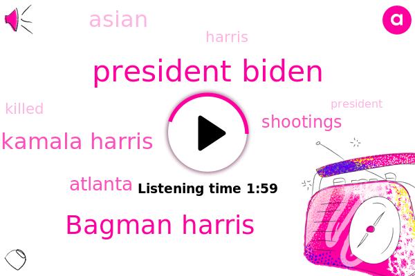 President Biden,Bagman Harris,Atlanta,Kamala Harris