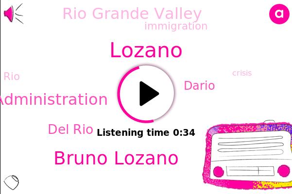 Bruno Lozano,Bind Administration,Del Rio,Dario,Lozano,Rio Grande Valley