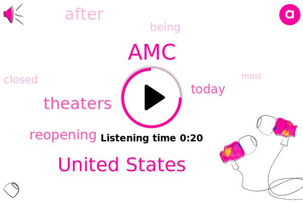 Listen: Prepare the popcorn: AMC opening more movie theaters