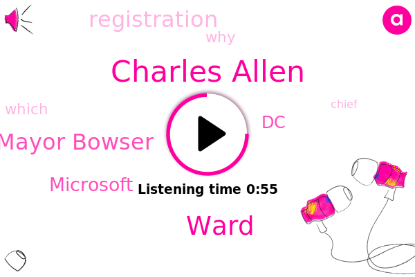 Charles Allen,DC,Ward,Microsoft,Mayor Bowser
