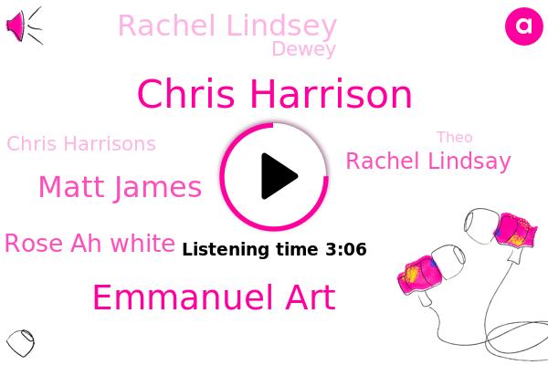 Chris Harrison,Emmanuel Art,Matt James,Rose Ah White,Rachel Lindsay,Rachel Lindsey,New York,Dewey,Chris Harrisons,Theo,James,Mexico
