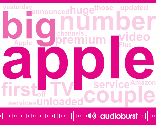 Listen: Mixed Reactions to Apple's New Services