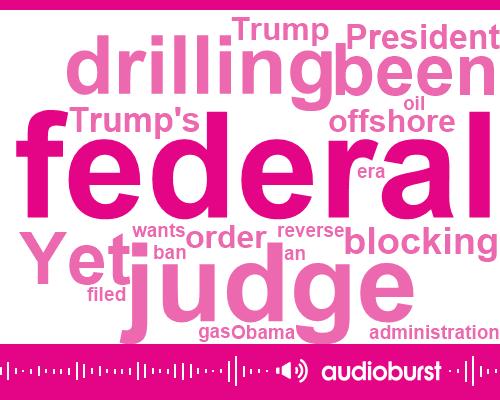 Listen: Judge restores Obama-era drilling ban in Arctic
